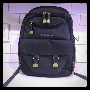 Eddie Bauer diaper backpack